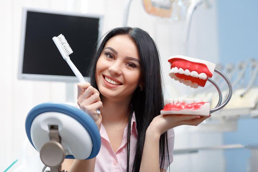 Dental Implants Maintenance