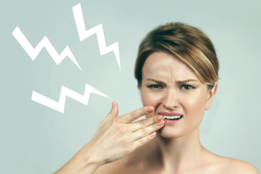 Broken Jaw Symptoms