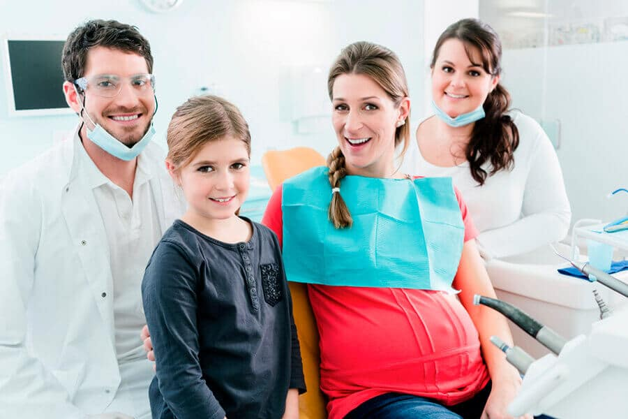 Dental Health for Mothers