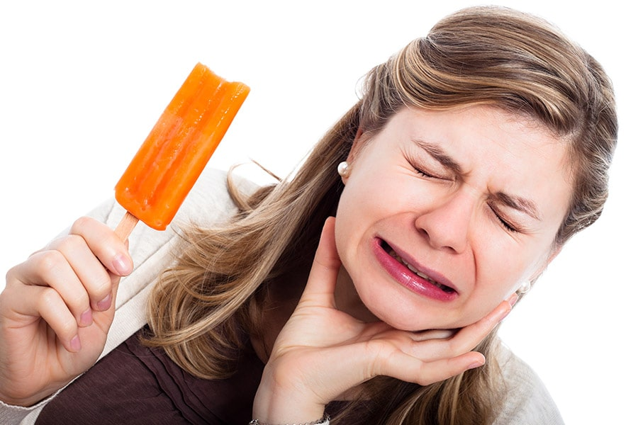 Sudden Tooth Sensitivity