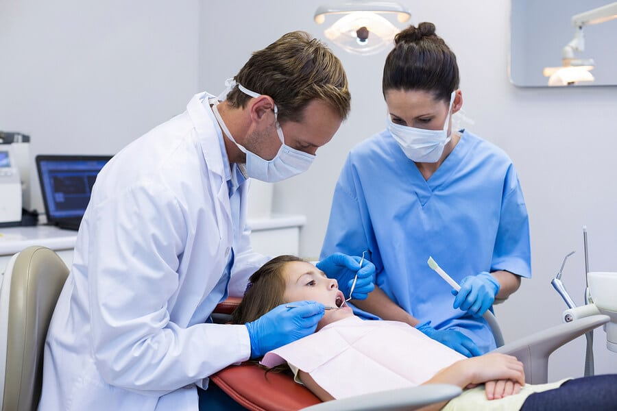 Mesa Dentists support